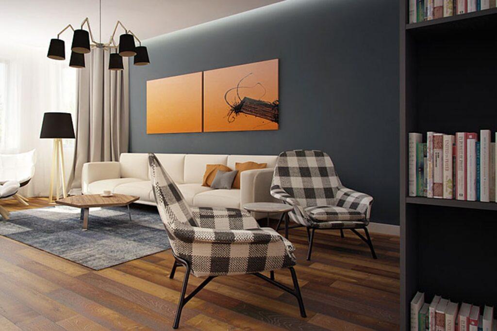 Phong cách Avant Garde tập trung vào công năng của nội thất. (Ảnh sưu tầm)