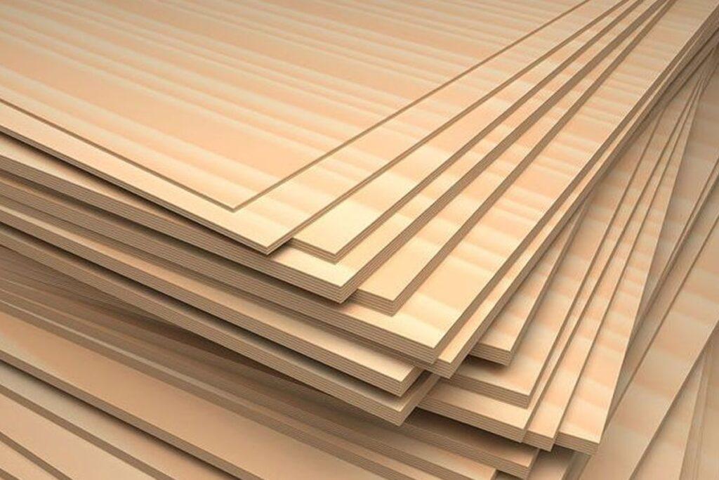 Gỗ ván ép Plywood được sử dụng rộng rãi trên thị trường. (Ảnh sưu tầm)